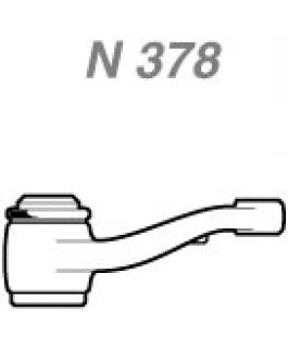 BRACO AUXILIAR-GM - OMEGA / SUPREMA - 01/1993 - 12/1998 - COM AR / SEM AR - HIDRÁULICA - MANUAL - SEM ABS - 2.0 4CIL GAS