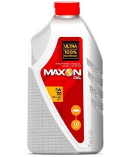 OLEO DE MOTOR LAMOAT0039 - ULTRA 5W30 SM SINTÉTICO-CX24X1 MAXON OIL