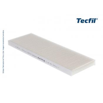 FILTRO DE AR CONDICIONADO - GM  VECTRA 2.0 16V, 2.0 CD/GL/GLS, 2.2 CD/GL/GLS TODOS 1997 -/  - N° ORIGINAL GM  1808606. TECFIL
