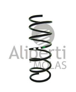 MOLA SUSPENSAO - DIANT. - VW ; GOL AP 1.6 / 1.8 / 2.0 - S/ AR -   82/95 (SUBSTITUI A AL252/AL243) PARATI AP 1.6 / 1.8 / ALIPERTI