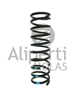 MOLA SUSPENSAO - TRAS. - VW ; GOL - 2 PORTAS / 1.0 / 1.6 / 1.8 / 2.0-8V / 1.0-16V -   95/... (SUBSTITUI A AL225)