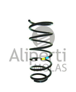 MOLA SUSPENSAO - DIANT. - FIAT ; UNO 1.0 ELX / IE / EP - C/ AR OU S/ AR (EXCETO WAY) -   90/... (SUBSTITUI A AL313) UNO ALIPERTI