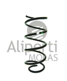 MOLA SUSPENSAO - DIANT. - VW ; GOL 1.0 / 1.6 / 1.8 / 2.0-8V / 1.0-16V - TURBO - C/ AR -   98/... PARATI 1.0 / 1.6 / 1.8 ALIPERTI