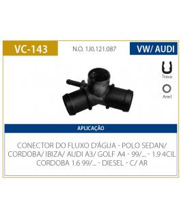 CONEXAO - GOLF A4 - 01/02 - S/AR - DIESEL VALCLEI