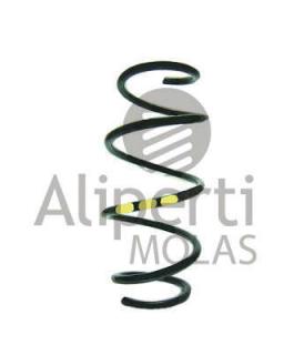 MOLA SUSPENSAO - DIANT. - VW ; GOL G5 E G6 1.0 / 1.6 - S/ AR E C/ BARRA ESTABILIZADORA -   08/... SAVEIRO G5 1.6 - S/ A