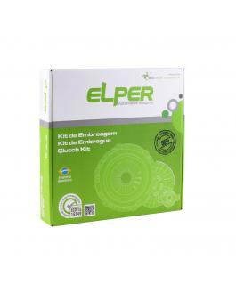 KIT EMBREAGEM - VW GOLF 2.0L 99> / AUDI A3 1.6L EA113 ELPER / SECO